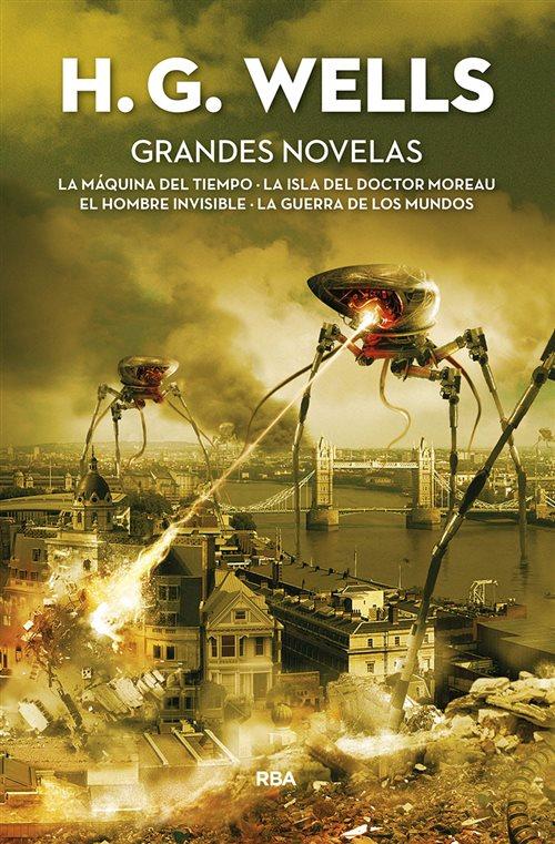 Grandes Novelas HG Wells