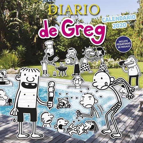 Calendario Diario 2020.Calendario De Greg 2020