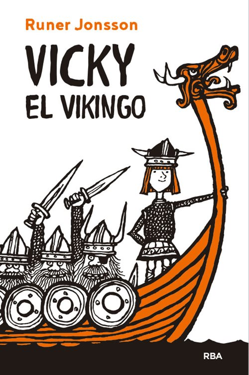 Resultado de imagen de Vicky el vikingo Runer Jonsson