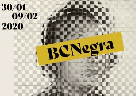 Anthony Adeane y Christoffer Petersen en BCNegra 2020